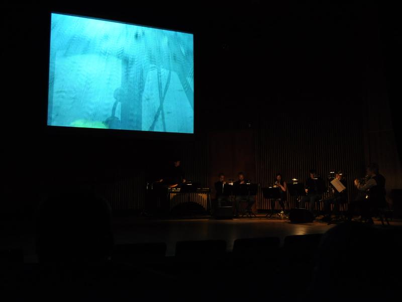 Composer Simon Berggården Confluent Transits 2010
